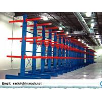 Buy cheap Powder Coating Cantilever Storage Racks Corrosion Protection Material from wholesalers