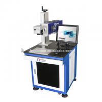 Buy cheap 50KHz 10W Plastic CO2 Laser Marker Machine Online Flying Printing Cloth from wholesalers