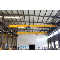 Buy cheap Heavy Duty Single Girder Overhead Cranes / Bridge Cranes for Paper Mills from wholesalers