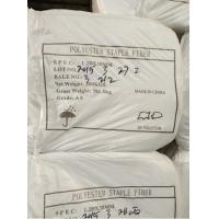 Buy cheap polyester staple fiber 1.2DX38MM from wholesalers