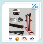 C075 CPT truck Hydraulic roller static cone penetrometers