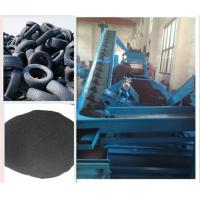 Buy cheap Professional Old Tyre Recycling Plant / Tyre Recycle Plant Waterproof from wholesalers