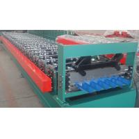 Buy cheap High Accuracy Japan PCL Control Roof Panel Roll Forming Machine For House Roof Tiles from wholesalers
