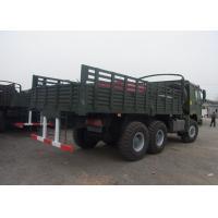 Heavy Army Transport Truck, 6x6 HW76 Cab One Sleeper Military Cargo Truck