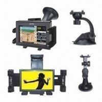 Buy cheap Universal Adjustable Car Mount Holders, GPS/iPod/iPhone/PAD/MP3/MP4/Mobile Phones from wholesalers