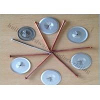 Buy cheap 3mm x 90mm Capacitor Discharge Stud Welding Pins With Self Locking Washer from wholesalers