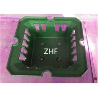 Buy cheap Floor Drain Use  Cast Iron Drain Pipe Fittings Square Bucket Structure from wholesalers