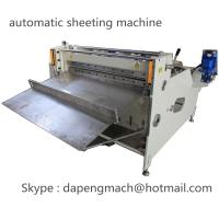 Buy cheap automatic roll to sheet cutting machine for PET, PC, PVC, PCB, FPC from wholesalers