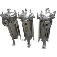 Buy cheap Duplex Configuration Bag Filters For Water Treatment / Water Filtration Systems from wholesalers
