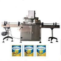 Buy cheap Stainless steel Tin jar can capping machine can seamer,Tin Cap cover can capping machine from wholesalers