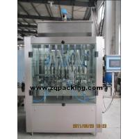 Buy cheap automatic liquid hand soap filling machine from wholesalers