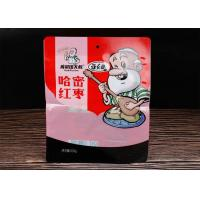 Buy cheap High Class Custom Food Packaging Bags 9 Colors Printing For Fresh Jujube from wholesalers