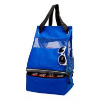 Buy cheap 16 cans outdoor fishing beach picnic food insulated cooler tote backpack product