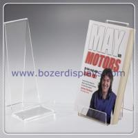 Buy cheap Acrylic Tabletop Recipe Book Stand for Reading from wholesalers
