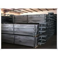 Buy cheap Aluminum Sacrificial Anode for offshore / onshore engineering project from wholesalers