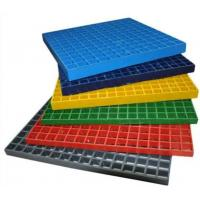 Buy cheap SMC molded gratings from wholesalers