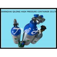 DOT 4L Oxygen Medical Gas Cylinder 25Mpa High Pressure Air Tank