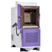 Buy cheap AC380V 80 L Laboratory Temperature Humidity Test Equipment In Purple Color from wholesalers