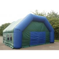Buy cheap Custom Air Shelter Inflatable Marquee Tent Logo Printing Inflatable Garden Tent from wholesalers
