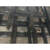 Buy cheap Powder coated Decorative Tubular Steel Security Fencing Panels 19mm and 25mm upright with 50mm rails 1.8m x 3.0m width from wholesalers