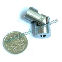 Buy cheap Precision cardan Joint, Stainless steel universal coupling, universal joint from wholesalers