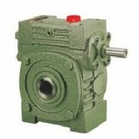 Buy cheap Universal Speed Reduction Gearbox Cylindrical Gear Reduction Box WPWK 100 -1 / 60 from wholesalers