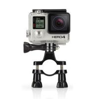 Buy cheap GoPro Bicycle Mount Bike Handlebar Seatpost Tripod Holder For Go Pro Hero 4 3+ 3 2 4S SJCAM SJ4000 SJ8000 XiaoYi from wholesalers