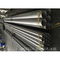 Buy cheap 3/4xBWG16x20ft TP316 / 316L Seamless Stainless Steel Tube SA213 / SA312 Standard from wholesalers