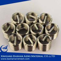 Buy cheap self tapping threaded insert keensert tap lok slotted series threaded inserts color helicoils inserts from wholesalers