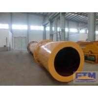 Buy cheap Good Drying Effect Sand Rotary Dryer/River Sand Dryer Machine from wholesalers