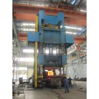 Buy cheap 800 Ton Hot Forging Open Die Hydraulic Press Machine , Metal Press Machine from wholesalers