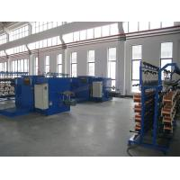 Buy cheap Passive / Active Pay Off Copper Wire Bunching Machine / Equiment 50 Heads / Set from wholesalers