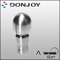 Buy cheap Fermentation Round Rotary  Stainless Steel Spray Ball Clamp Pin Connection from wholesalers