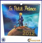 Buy cheap Calendar printing from wholesalers