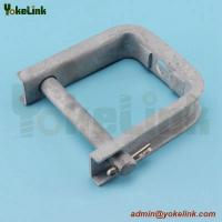 Buy cheap Deadending Clevis D IRON for Pole line hardware from wholesalers