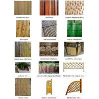 Buy cheap Bamboo fence,trellis,edging,screen from wholesalers