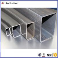 Buy cheap Q195 factory price Square and Rectangular Steel Tube made in tangshan from wholesalers