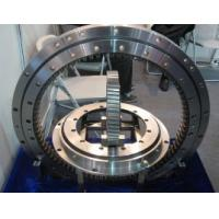 Buy cheap Compact Design Internal Gear Aerial Lifts slewing ring bearing ( 408 - 4726mm ) from wholesalers