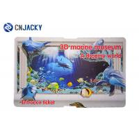 Buy cheap TK4100 EM4200 T5577 RFID Chip Card , Contactless Smart Card For Game Ticket from wholesalers