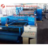 Buy cheap High Speed SSS PP Non Woven Fabric Production Line / Equipment Width 1500-9000mm from wholesalers