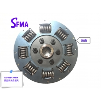Buy cheap Digger E345D/E349D Superior Clutch Pressure Plate Durable Product from wholesalers