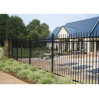 Buy cheap Pool Fencing and 3 Rails Safety Fences With Materail Steel Or Aluminum from wholesalers