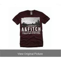 Buy cheap Apparel,Men's T-shirt , Abercrombie and Fitch T-shirt product