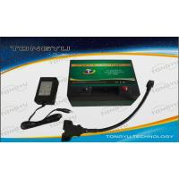 Buy cheap 12.8V 16Ah  Electric  Golf Caddy Battery Lithium Ion Golf Battery from wholesalers