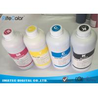 Buy cheap DX-4/5 Head Roland Eco Solvent Inks Wide Format Printing Anti Oxidation 1 Liter Per Bottle from wholesalers