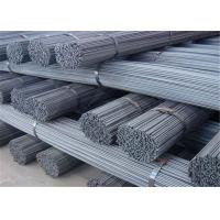 Buy cheap HRB400 Grade Deformed Steel Bars , ASTM Construction Iron Rod Length 12m from wholesalers
