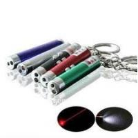 Buy cheap 3-in-1 Super Flashlight led light pens with Cast aluminum body from wholesalers