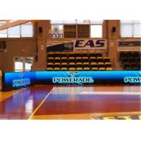 Buy cheap Basketball Ground P6 Indoor Full Color LED Screen LED Perimeter Boards With CE / ROHS from wholesalers