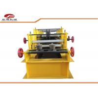 Buy cheap C Type Steel Metal Stud And Track Roll Forming Machine Heavy Duty 4000*800*800mm Size from wholesalers
