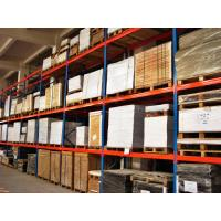 Buy cheap Heavy Duty Selective Pallet Racking , Adjustable Warehouse Pallet Racks from wholesalers